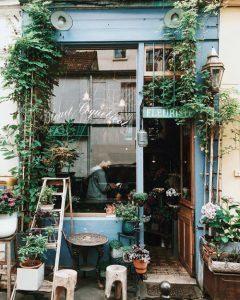 Những ý tưởng thiết kế quán cà phê độc đáo