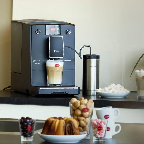 Thương hiệu máy pha cà phê tự động mang lại những ly cà phê chất lượng.