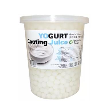 Thủy Tinh Đài Loan Yogurt 1Kg 87k