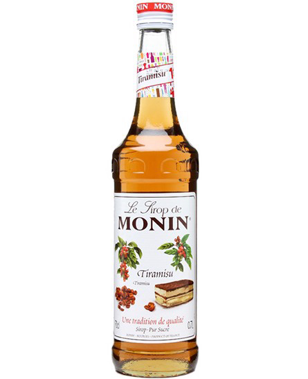 Siro Monin Tiramisu 700ml