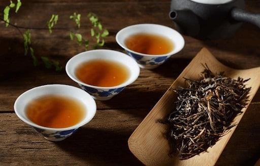 hồng trà đen