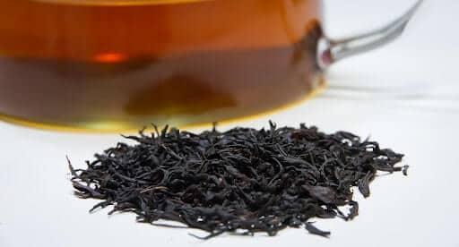 trà đen đài loan