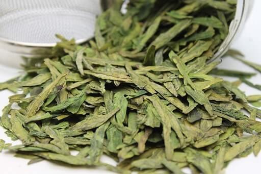 trà long tỉnh đài loan