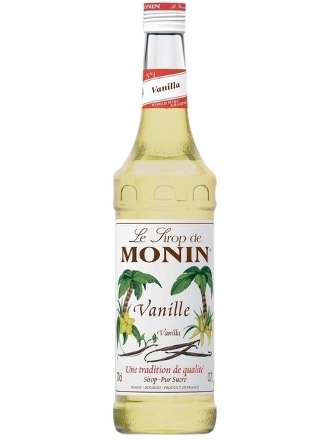 Siro Monin Vanilla 700ml